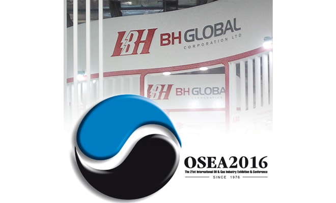 BH Global OSEA 2016
