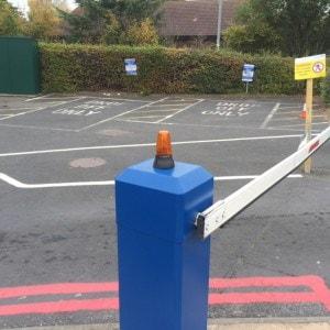 Exit Barrier