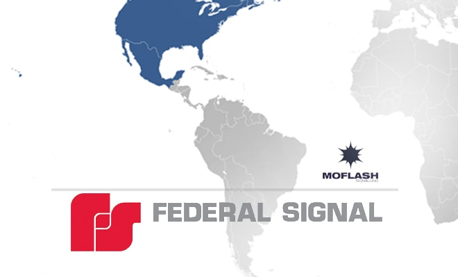 A New Partnership With Federal Signal