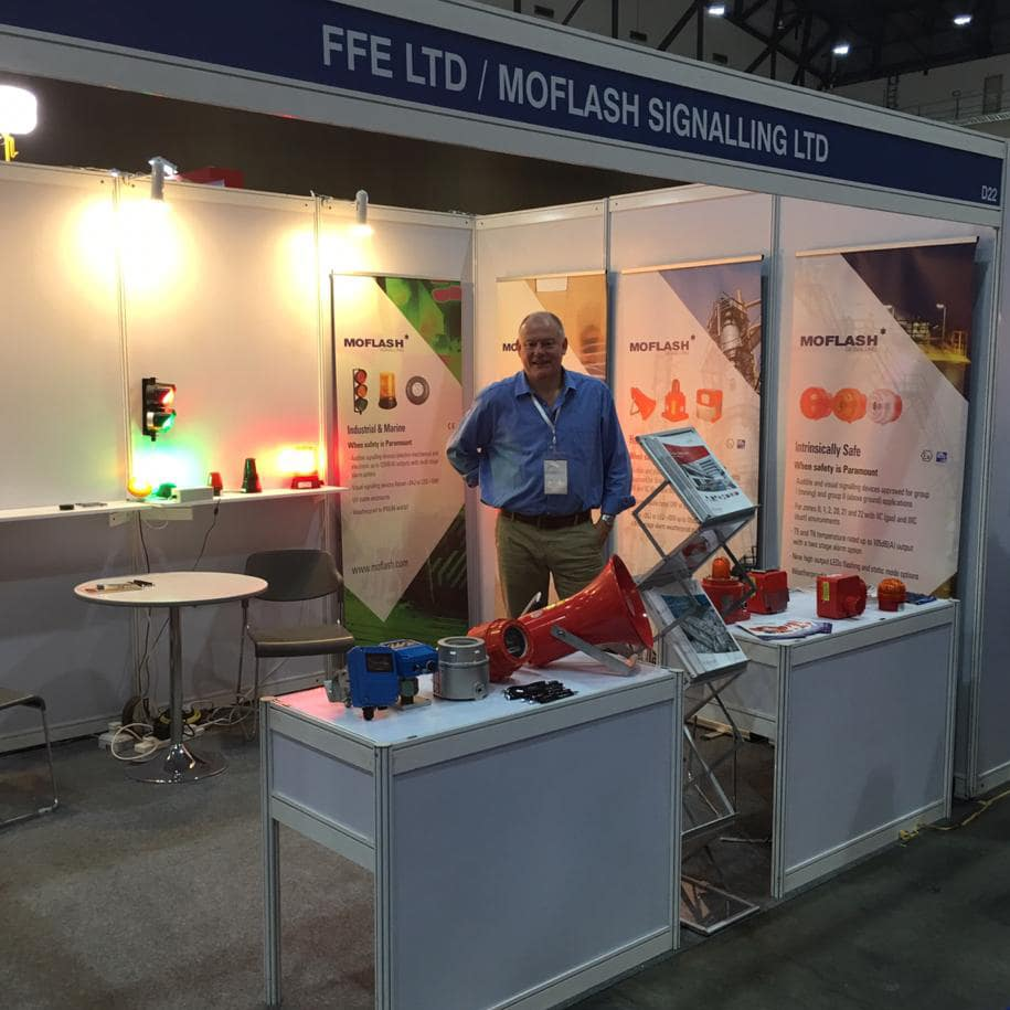 IFSEC South East Asia 2018
