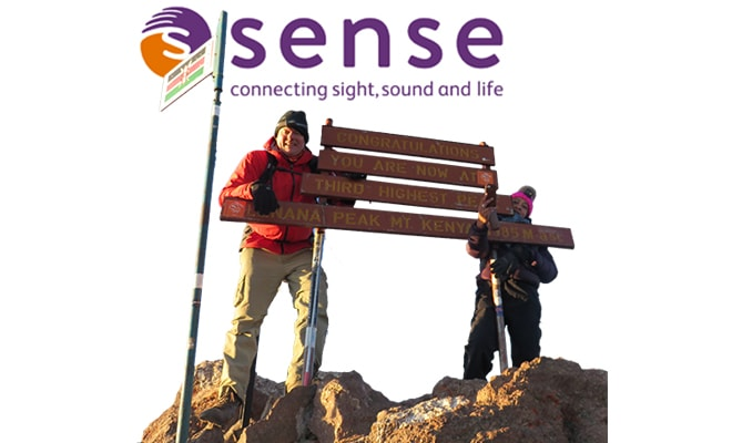 Mt Kenya - Raising Awareness For Sense