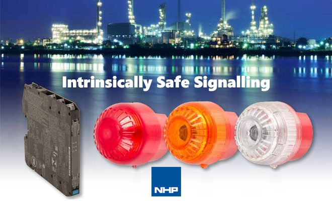 NHP Making Hazardous Area Signalling Easy