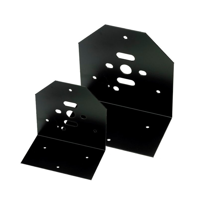 50004 - 50007 Right Angled Wall Bracket
