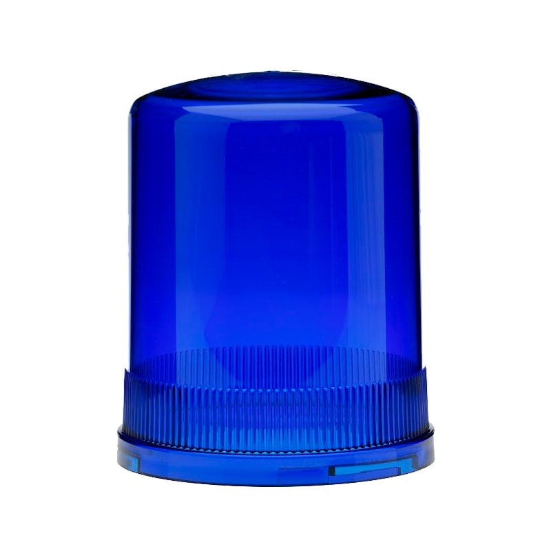Large Dome / Lens Covers - 60066 - Blue