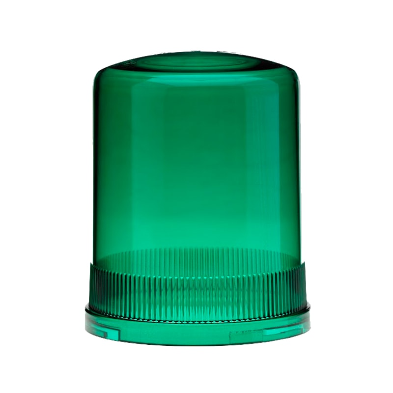 Large Dome / Lens Covers - 50056 - Green