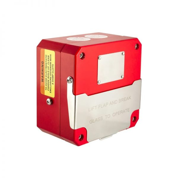 CP135 Series Explosion Proof Manual Call Point - Side