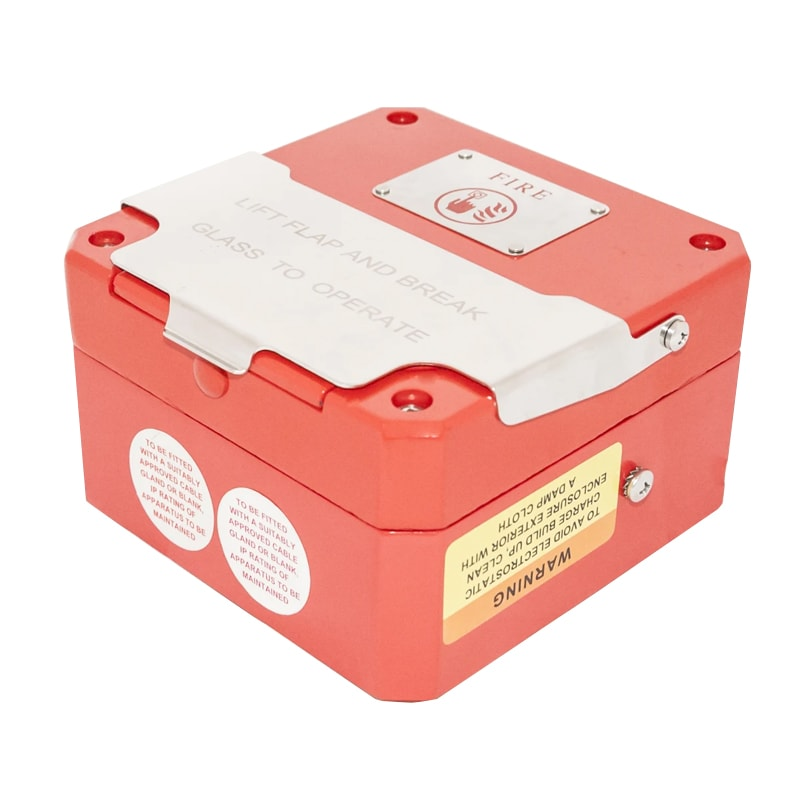 CP135 Series Explosion Proof Manual Call Point -Top