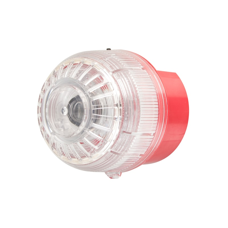 IS-SB Explosion Proof Intrinsically Safe Sounder Beacon - Clear