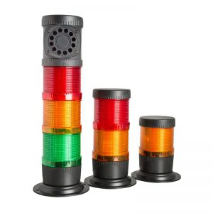 LED-TLM Industrial LED ECO Tower Light Beacons