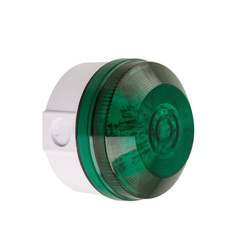 LED195 DB - Green
