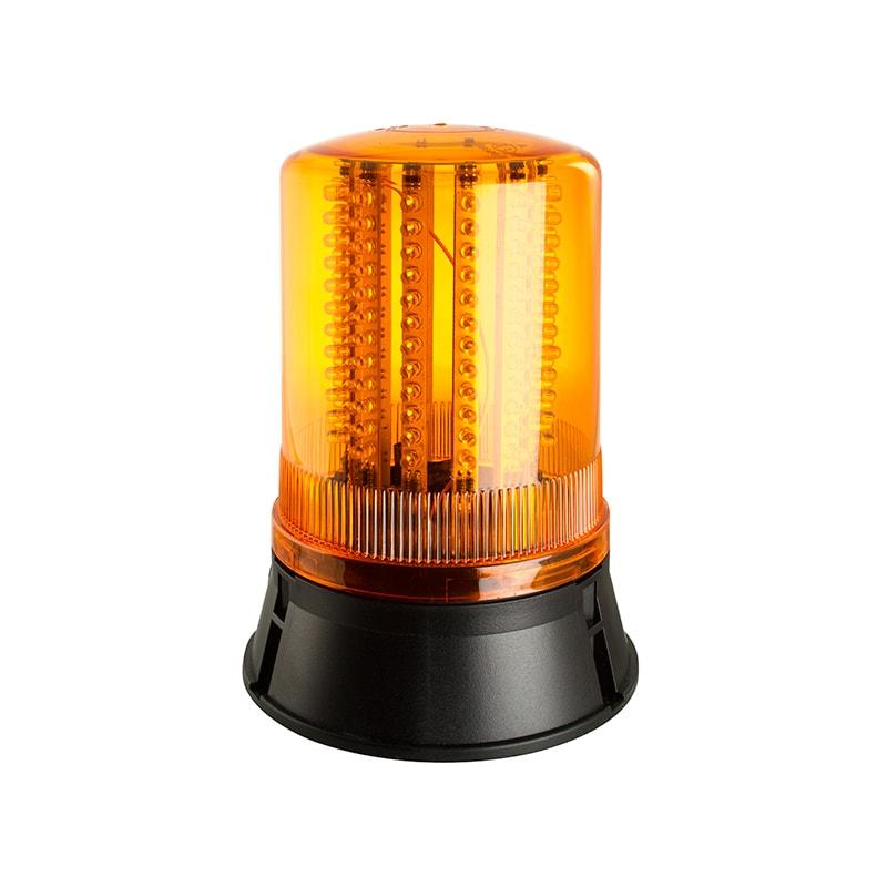 LED401-400 LED industrielle clignotante phares statiques rotatifs-ambre