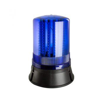 LED401-400 Industrial LED Flashing Rotating Static Beacons - Blue