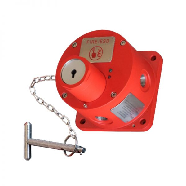 PB125 Explosion Proof Push Button (Stainless Steel)