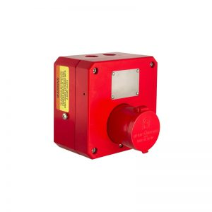 PB135 GRP Explosion Proof Push Button