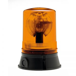 R401-400 Industrial Rotating Beacons - Amber