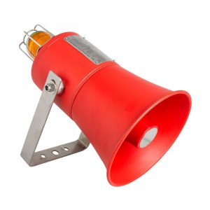 SB125-1 Stainless Steel Explosion Proof Combined Sounder Beacon