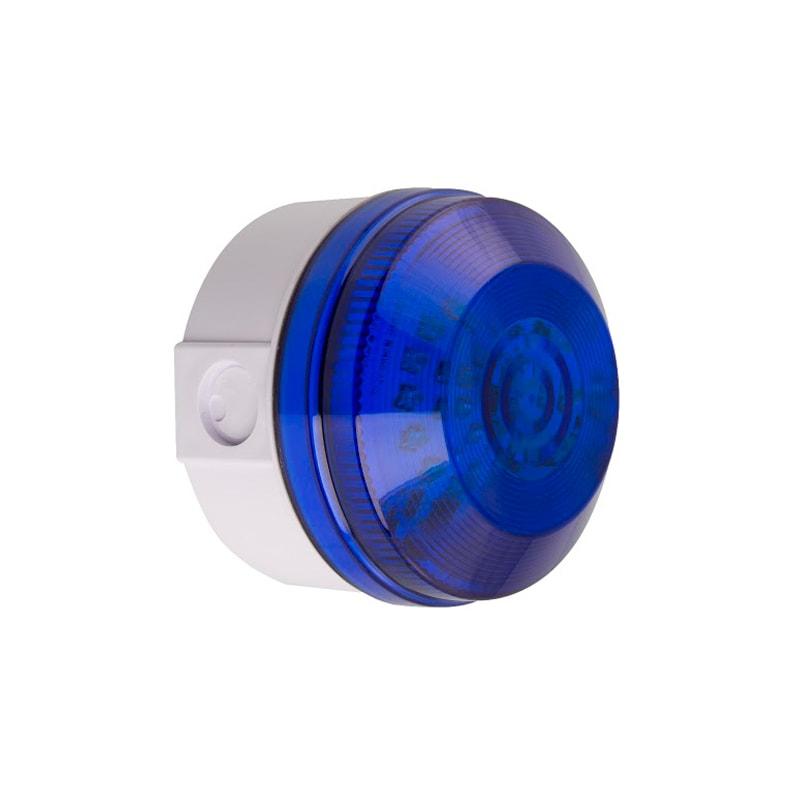 X195 Industrial Xenon Beacons Series - Deep Base Blue