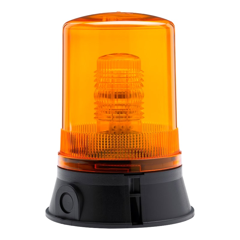 X401-400 Double Flashing Industrial Xenon Beacon- Amber