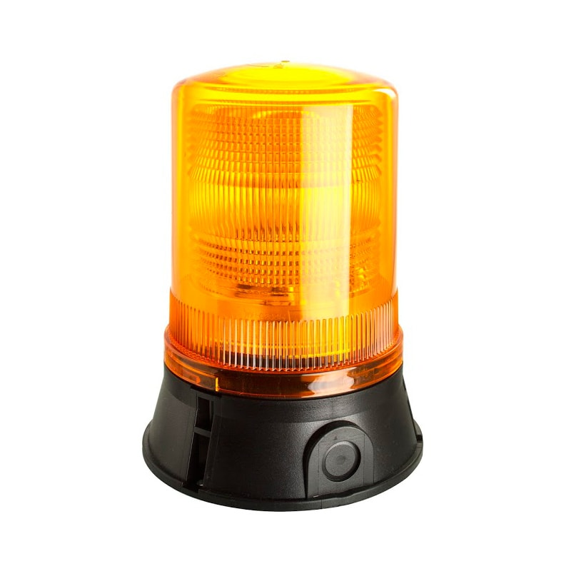 X501-500 Industrial Xenon Flashing Beacon - Amber