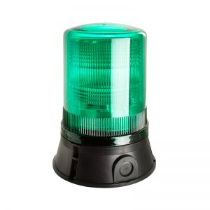 X501-500 Industrial Xenon Flashing Beacon - Green