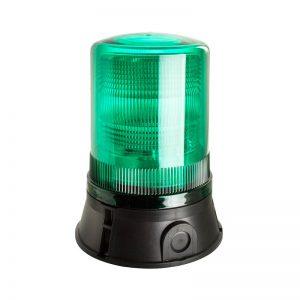 X501-500 Industrial Xenon Flashing Beacon - Green