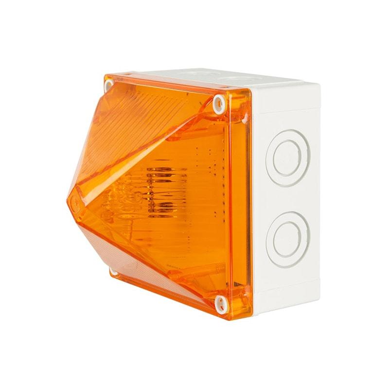 X700 Synchronous Series Industrial & Marine Xenon Beacons - Amber