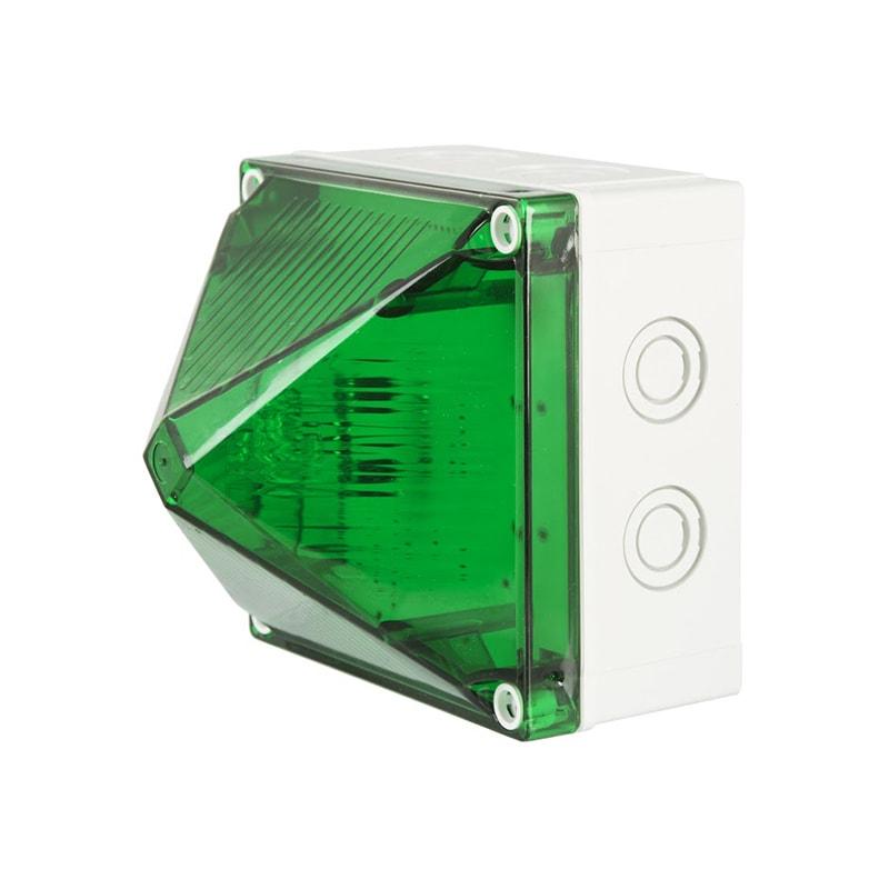 X700 Synchronous Series Industrial & Marine Xenon Beacons - Green