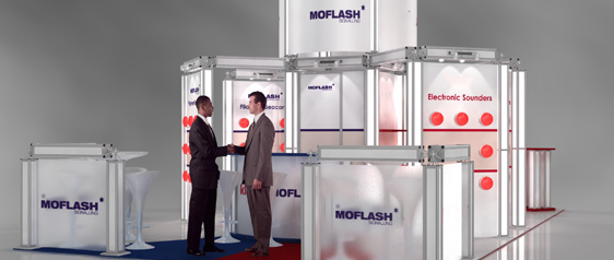 Moflash Exhibition Stand - 2