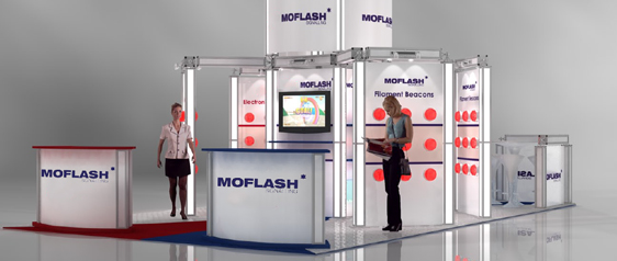 Moflash Exhibition Stand - 3